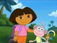 Dora and boots 233233223