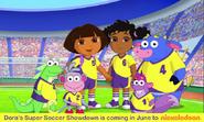 Super Soccer Showdown announcement picture