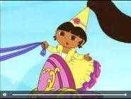 Dora The Explorer Fairytale Adventure Princess Dora 34223