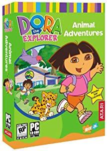 Dora the Explorer: Animal Adventures