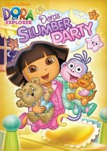 Dora's Slumber Party