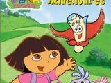 Dora the Explorer/DVD Compilations