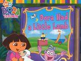 Dora Had a Little Lamb (book)
