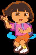 Dora-dancing-stock-art