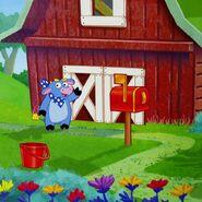 Dora-Benny-barn