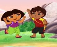 Dora Saves the Enchanted Forest (2012) Full Movies.avi 002643280