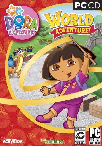 Dora's World Adventure (PC Game)
