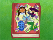 Magic Storybook front cover