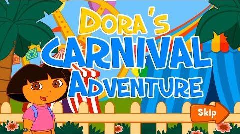 Dora The Explorer Carnival Adventure Full HD