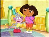 Dora's Hair-Raising Adventure