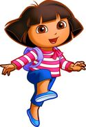 Dora french oufit