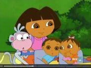 Dora The Explorer Dora and the Super Babies
