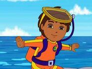 Manatee's Mermaid Rescue!