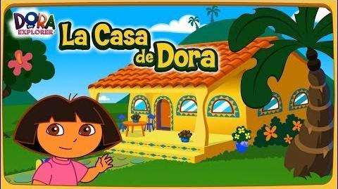 Dora The Explorer La Casa de Dora Full HD