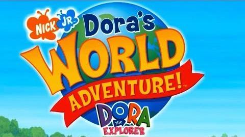 Dora The Explorer Dora's World Adventure Game Full HD