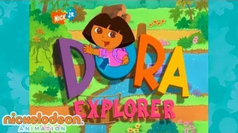"""Dora the Explorer"" Theme Song - Nick Animation"