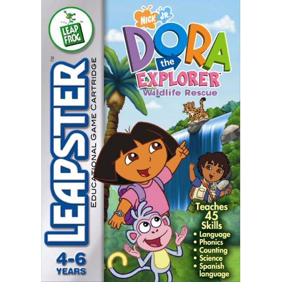 Dora the Explorer: Wildlife Rescue