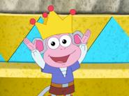 Prince Boots - Dora's Royal Rescue