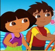 Dora and Diego 2