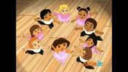 Dora's Dance Class
