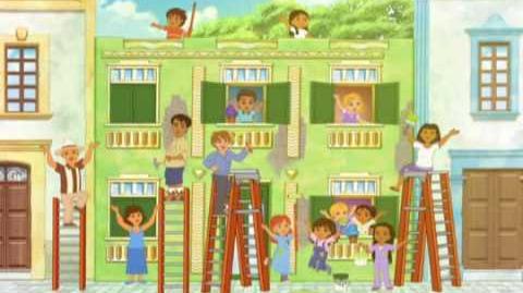 Dora's Explorer Girls part 1