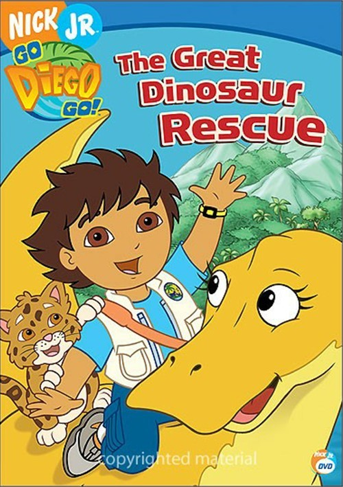 The Great Dinosaur Rescue