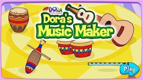 Dora The Explorer Dora's Music Maker Full HD