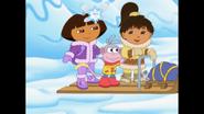 Dora snow fairy paj boots 657657765756