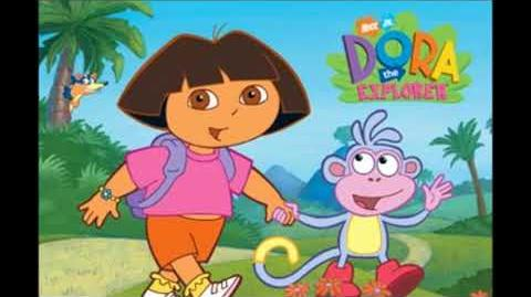 Dora the Explorer Travel Song (PAL) Season 1