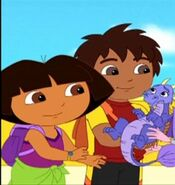 Dora and Diego 3