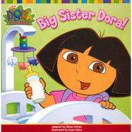 Big Sister Dora Book