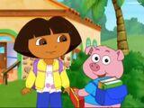 Pepe the Pig's School Adventure