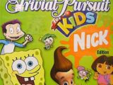 Trivial Pursuit for Kids: Nick Edition