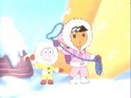Dora's rope