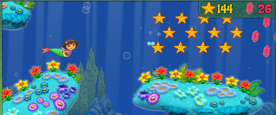 Dora's Mermaid Adventure