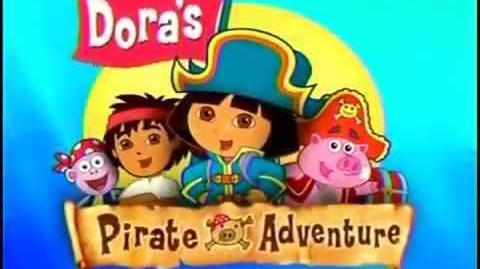 Dora's Pirate Adventure Promo (2004)
