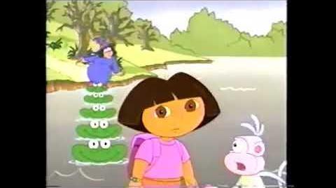 Dora Saves the Prince Premiere Promo (2001)