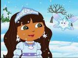 Sabrina the Snow Princess