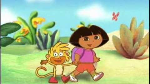 Dora The Explorer Test Pilot (1999)