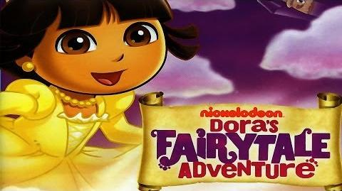 Dora The Explorer Dora's Fairytale Fiesta Full HD