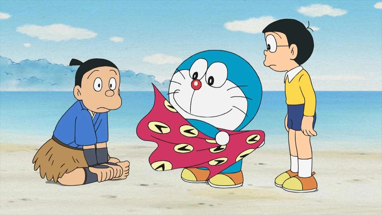Công chúa Lọ Lem Nobita/Anime 2005