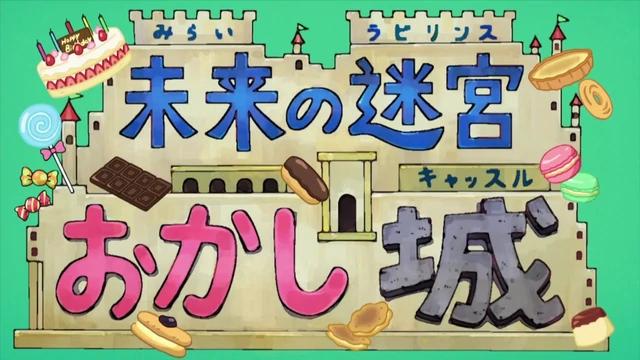 Mê cung tương lai: Lâu đài bánh kẹo