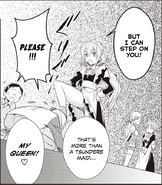 Tsundere Maid on top