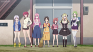 All Characters of Dorm Mother