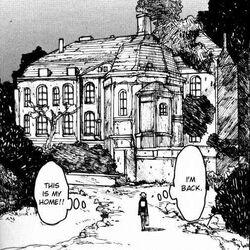 Ebisu's House