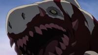 Jiromaru true form in anime