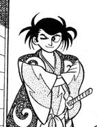 Tahoumaru manga