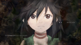 Dororo with long hair at the ending 2
