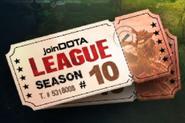 JoinDOTA League 10