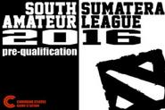 SOUTH SUMATERA AMATEUR LEAGUE 2016